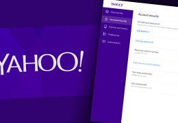 Yahoo deseja acabar com senha padrão