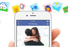 "Facebook lança ""On This Day"""