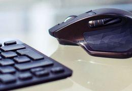 Logitech apresenta o mouse MX Master