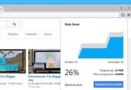 Google lança a extensão Data Saver para Chrome