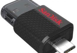 SanDisk lança pendrives para smartphones