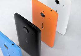Microsoft lança dois novos smartphones