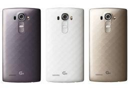 Imagens do LG G4 vazam na internet