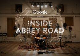 Google lança turnê pelo Abbey Road Studios
