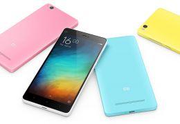 Xiaomi anuncia o smartphone Mi 4i