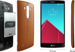 LG lança o smartphone G4