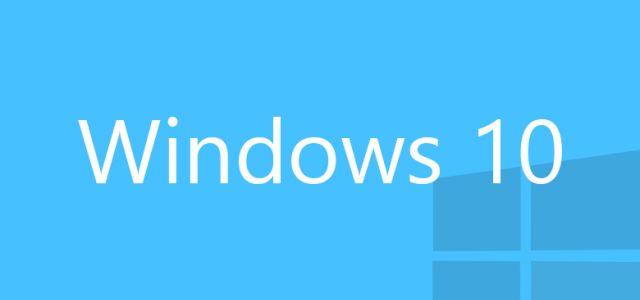 Windows 10 ganha data de lançamento
