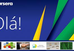Coursera lança cursos gratuitos em português