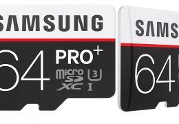 Samsung lança cartões de memória de alto desempenho