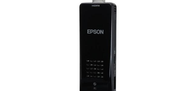 Epson lança PC de bolso