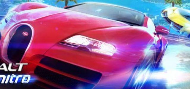 Gameloft lança Asphalt Nitro para Android