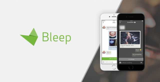 BitTorrent lança o app Bleep
