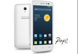 Lançamento da Alcatel vem para bater de frente com smartphones intermediários