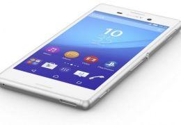 Sony Xperia M4 Aqua chega à Índia