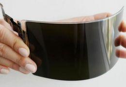 Samsung cria tela inquebrável e flexível