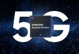 Samsung apresenta seu primeiro modem 5G