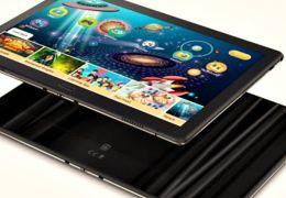 Lenovo lança nova linha de tablets Android