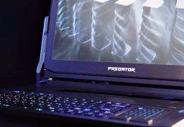 Acer revela novo laptop gamer Predator Triton 900