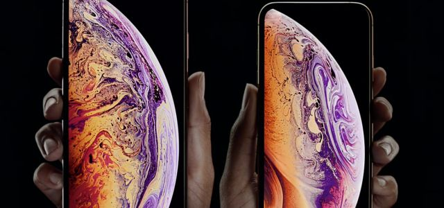 Apple apresenta novos iPhone XS, iPhone XS Max e iPhone XR