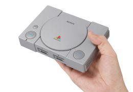 Sony anuncia Playstation Classic com 20 jogos do PS1 na memória