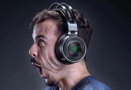 Razer lança fone que vibra junto com o som do jogo