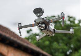 DJI apresenta novo drone portátil para o mercado profissional