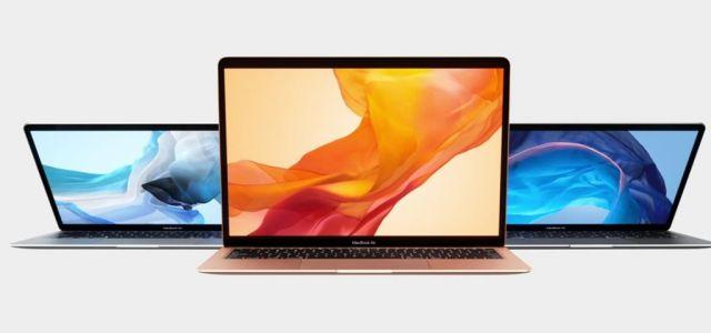 Apple lança nova geração de MacBook Air 13,3