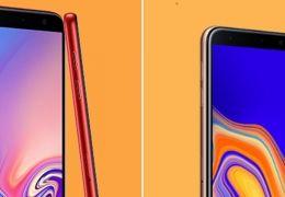 Samsung inicia vendas do Galaxy J4+ e J6+