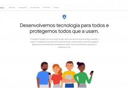 Google lança nova Central de Segurança no Brasil