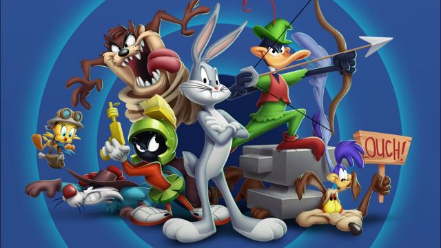 Produtora lança game mobile com Looney Tunes