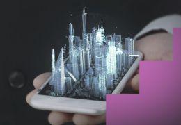 Samsung possui patente de celular com tela holográfica