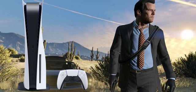 Versão de GTA 5 para PS5 vai rodar a 4k e 60 FPS