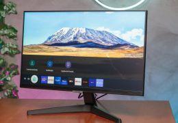 Samsung lança monitor inteligente que pode ser utilizado como computador