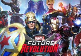 Novo jogo com heróis da Marvel chega para Android e iPhone