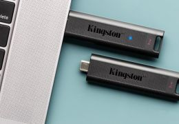 Kingston lança pendrive com velocidade de SSD