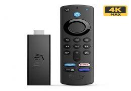 Amazon lança Fire TV Stick 4X Max com novo processador