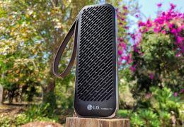 LG lança purificador que promete eliminar 99% da poeira do ar