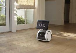 Amazon apresenta robô que vigia casa