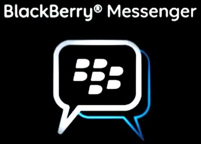 App Blackberry Messenger