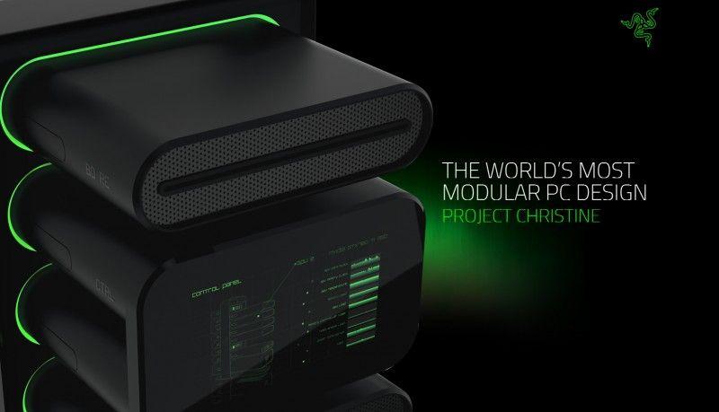 Computador Modular Razer