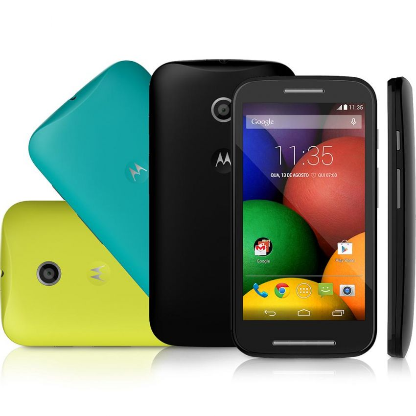 Moto E TV Digital