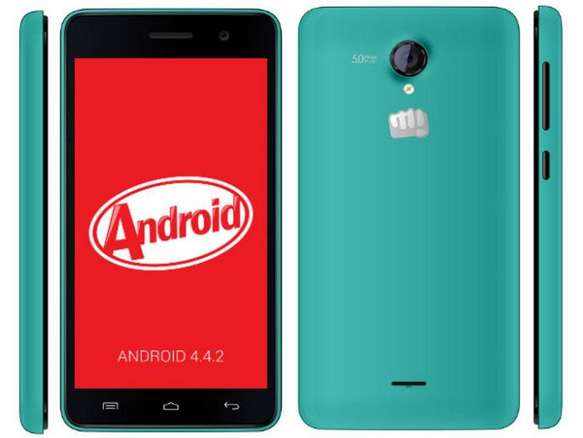 Android Micromax