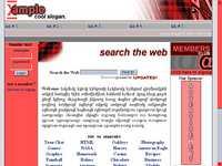 Layout HTML - 109
